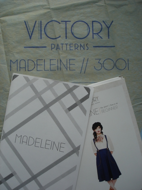 Victory Patterns' Madeleine