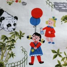 Vintage Fabric Swatch