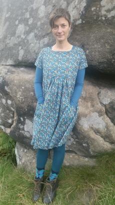 Stylish Dress Book 1: Dress E #2