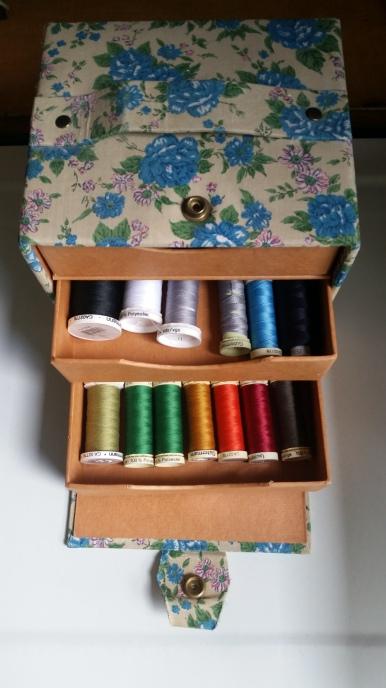 Box of threads