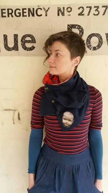 maude scarf