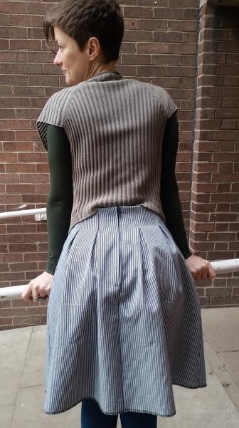 Deer and Doe Chardon Skirt #2