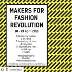 Makers for Fashion Revolution
