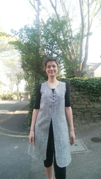 Jean Muir Jumper Dress