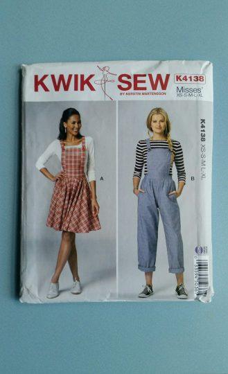Kwik Sew K4138