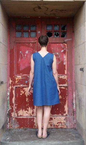 Pauline Alice Xerea Dress