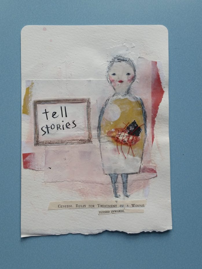 tell stories by @thescentofwater