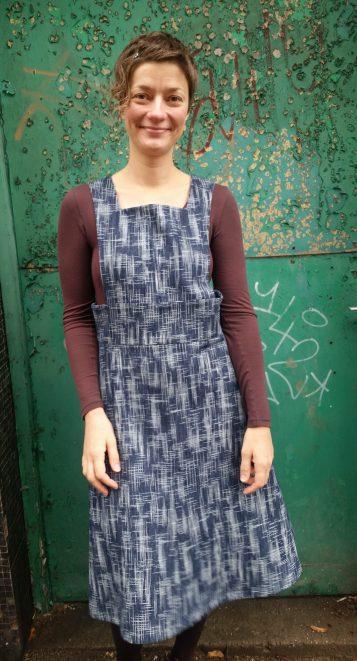 maudella dunga dress