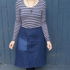 Wendy Ward Fishtail Skirt
