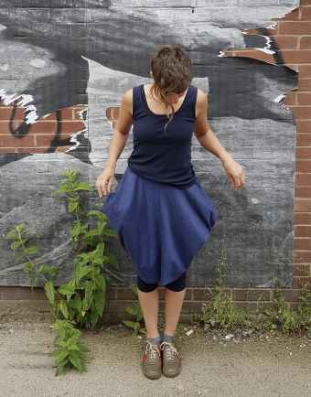 Wendy Ward Longshaw Skirt